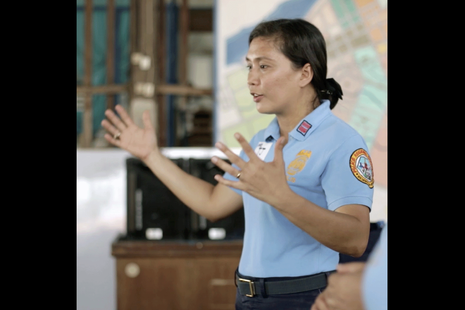 Meet TJ. She is not your average policewoman. She sees the good in people, and has gone out of her way to understand and protect children in conflict with the law.