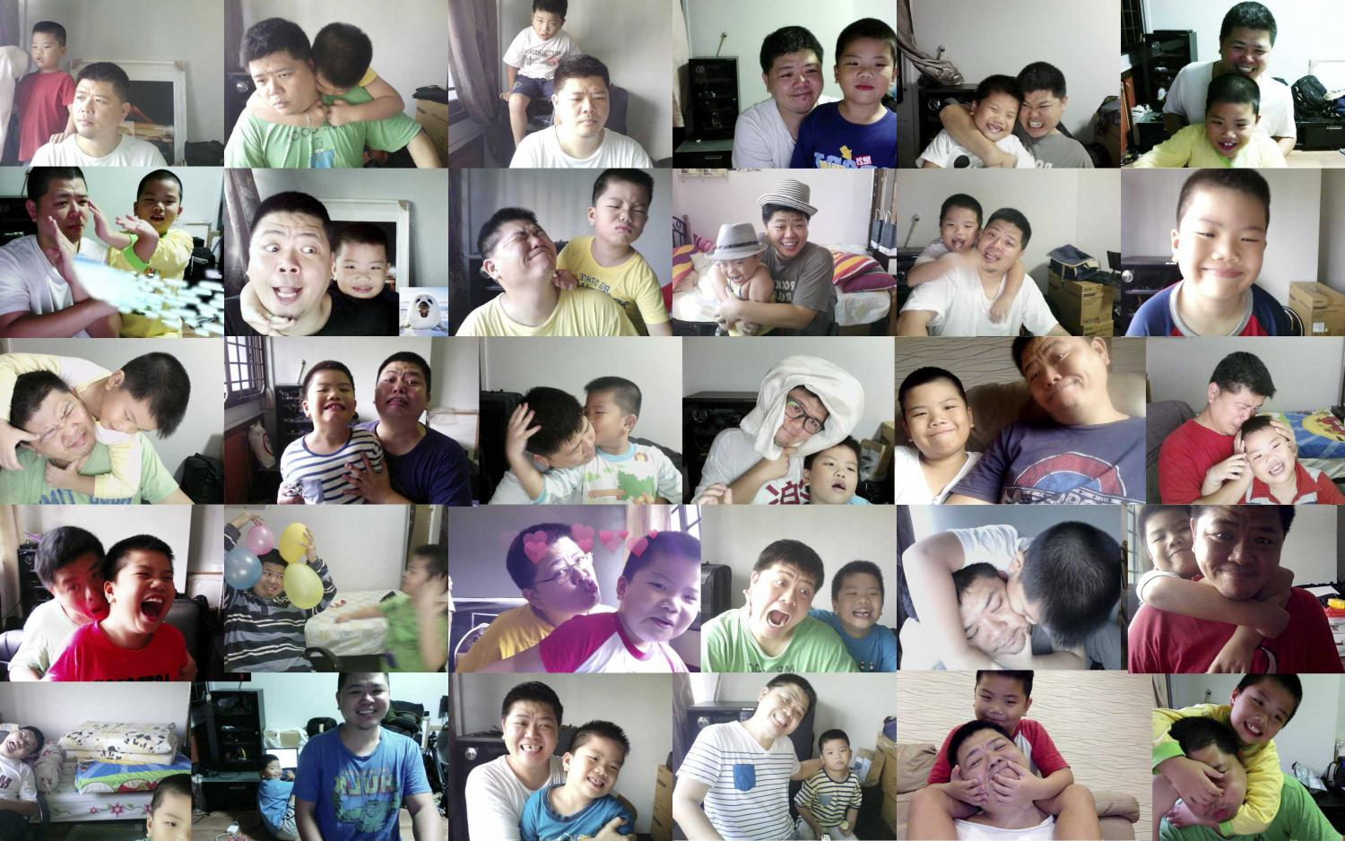 Autism may have set Jun Le apart from others in some ways, but it has also brought us closer to our friends and family.