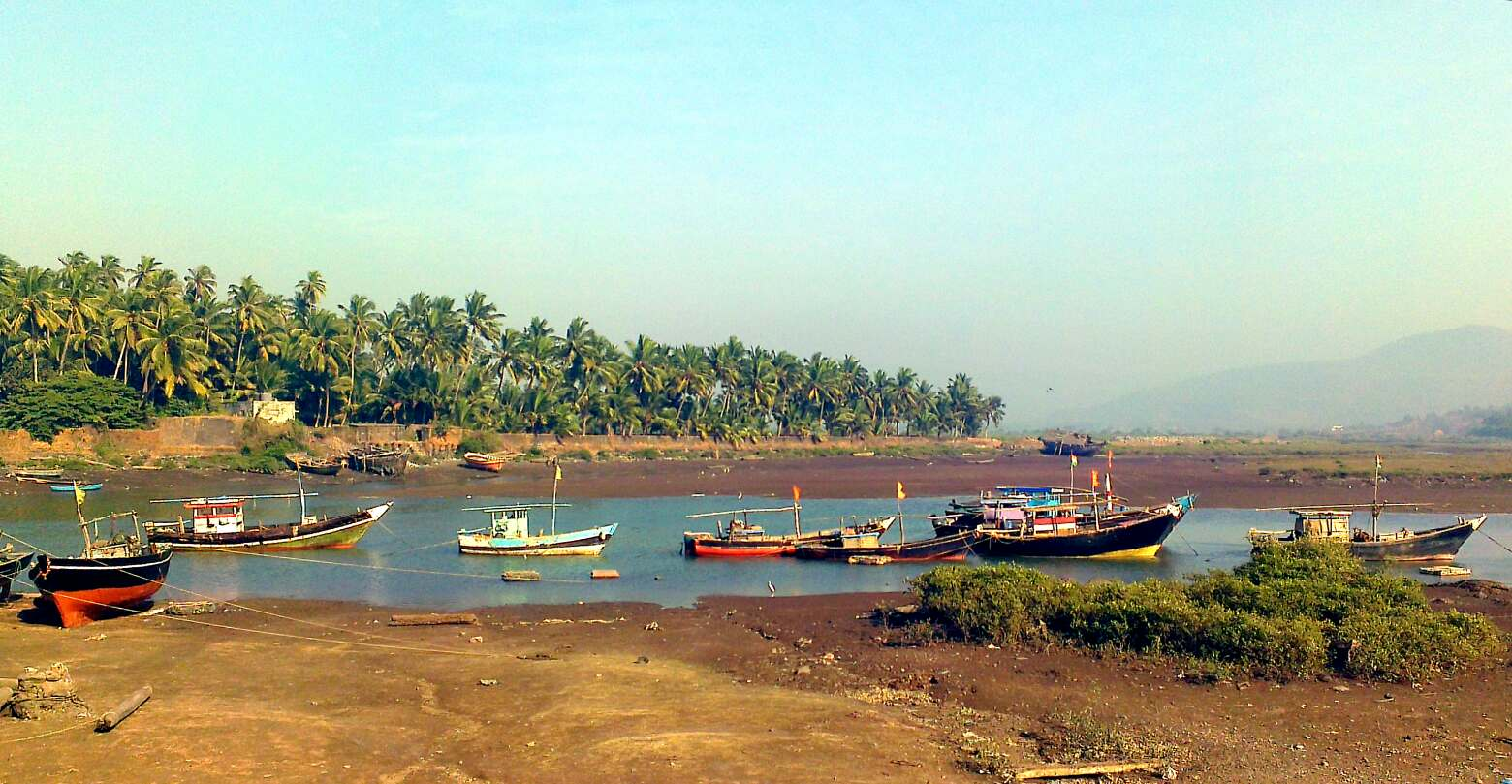 Day 7 fishing village near Dhombivali and Shirvandan