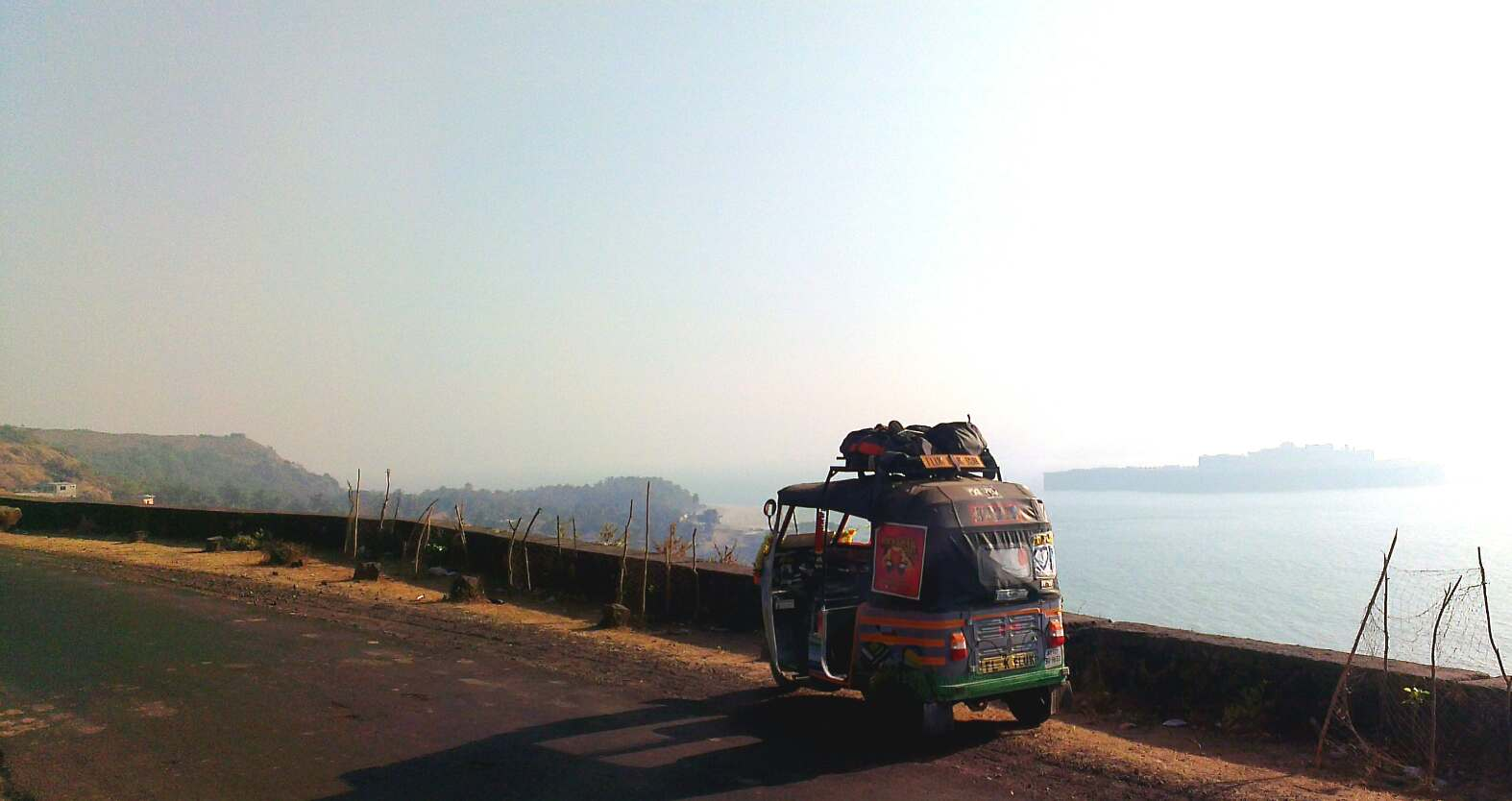 Day 7 on the road to Murud