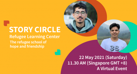 STORY CIRCLE: Refugee Learning Center (RLC)
