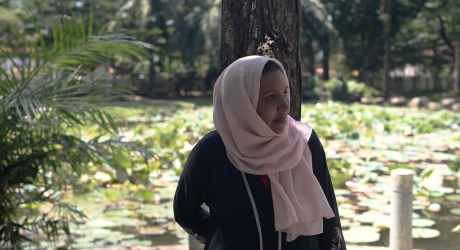 From refugee to community leader: A single mother's story