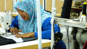 These mothers are sewing a better life with batik